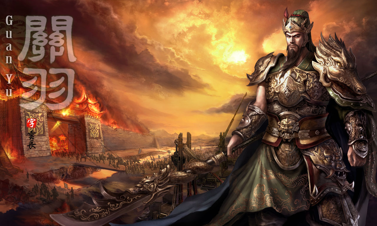 Wallpapers - :: 3 Kingdoms Online Indonesia